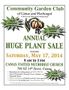 Our GardenClub's 2014 Plant Sale – May17