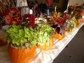 """Pumpkin """"Vases"""""""