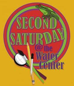 Second Saturday at the Water Center – Sep-Dec, 1-3pm