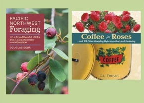 2 gardening books you might enjoy…