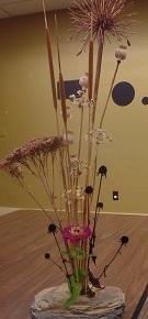 Floral Arrangements – November ClubMeeting