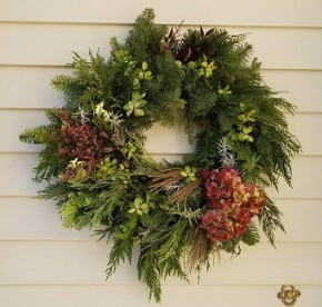 Wreath Making Event – what fun!