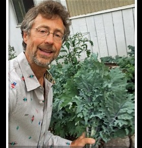 Pete DuBois speaks on Composting – Oct 23, 1:30-2:15pm