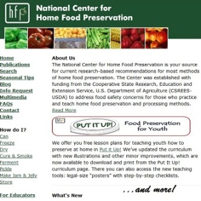 Learn to PRESERVE food with this FREE onlineguide!